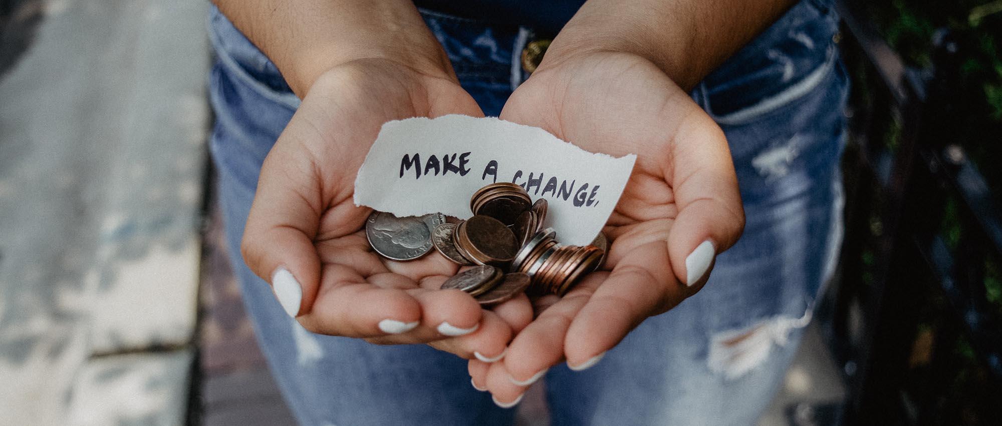 Từ thiện hay không từ thiện